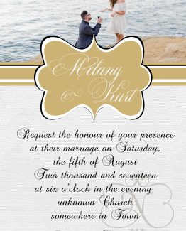 digital wedding invitation Cards By Nadia